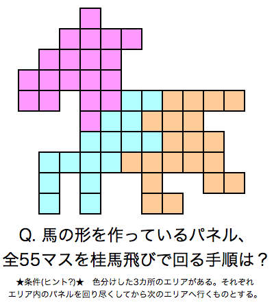 年賀パズル2014