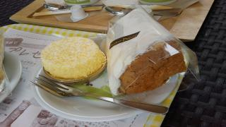 チーズケーキ&シフォン