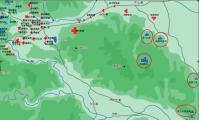 se.関ヶ原の戦い布陣図 2