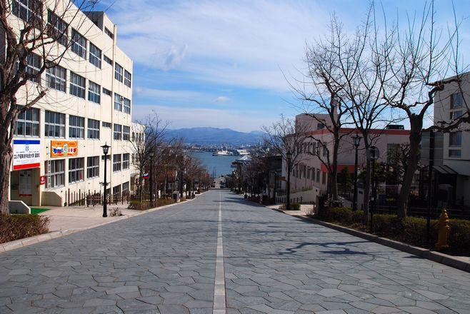 ha.函館八幡坂 001