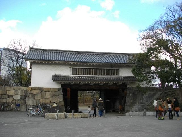 大阪城 3