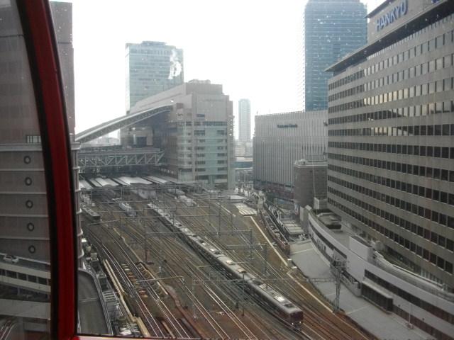 梅田駅あたり