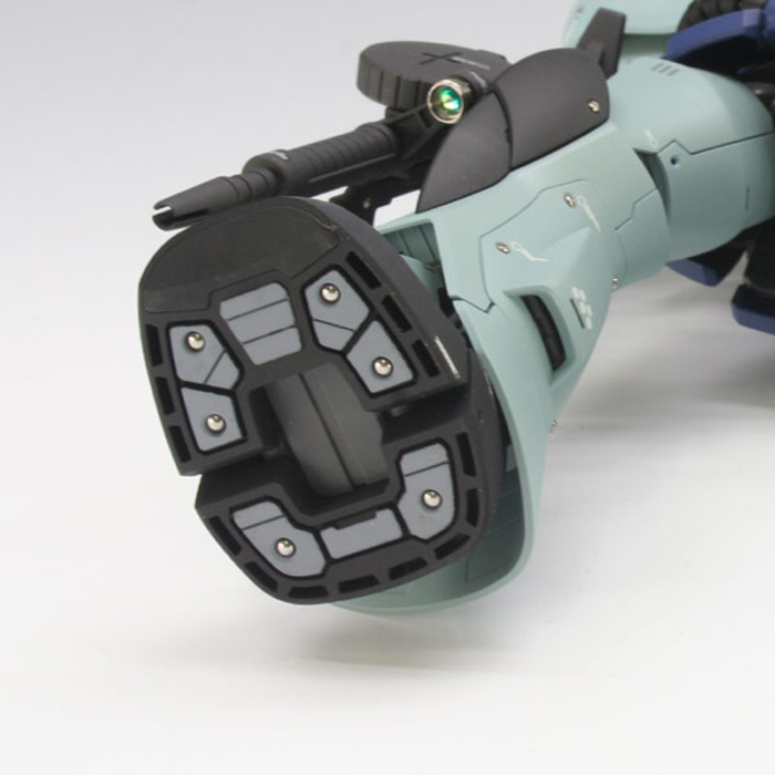 MG グフ Ver.2.0 全塗装作例