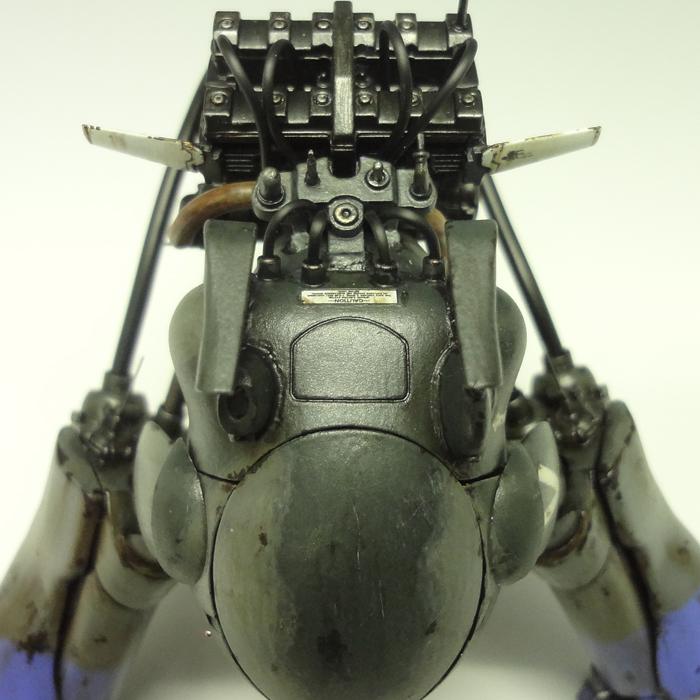 RAPTOR V-King 全塗装作例