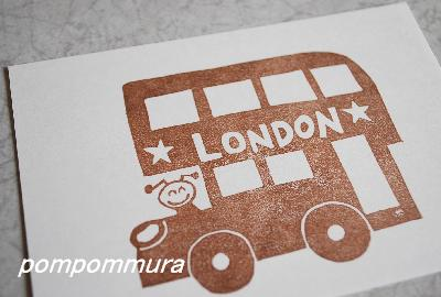 ロンドンバスその1