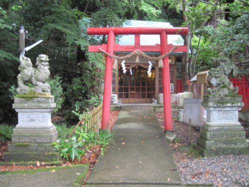 摂社 広坂神社