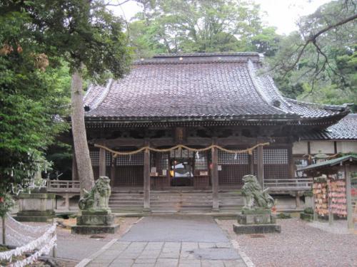 石浦神社の狛犬さん