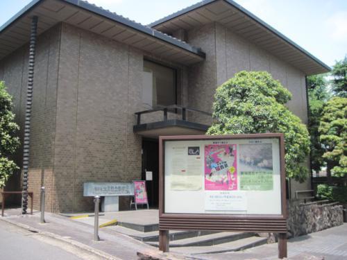 太田記念美術館入り口