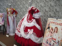 宝塚の衣装