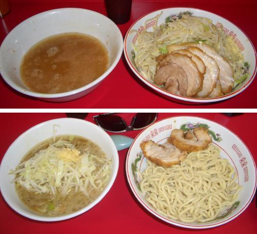 ラーメン二郎・つけ麺12年版