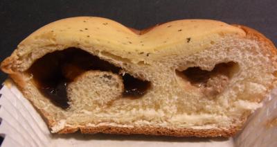 相棒パン・2色ビスケパン