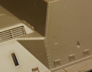 SU-122・溶接個所