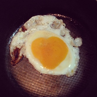sunny-side up love
