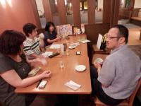 富山プロボノカフェ2012年8月例会