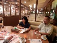 富山プロボノカフェ2012年9月例会