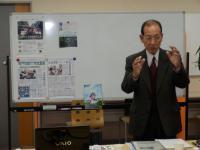 山崎さんとのおはなし会