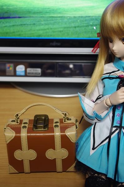 小隠里@誕生日とルルナと衣装