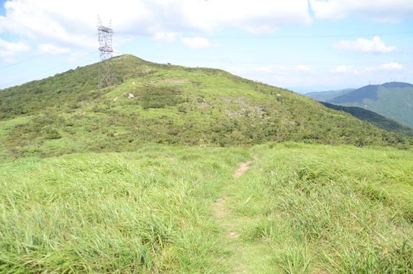 小隠里@赤坂山に挑む