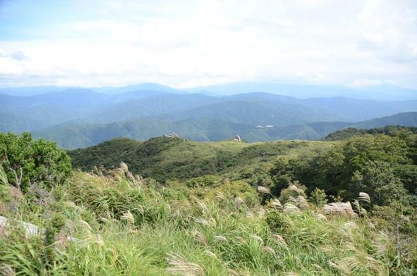 小隠里@再び岩篭山へ