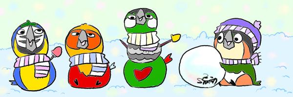 雪やこんこん~