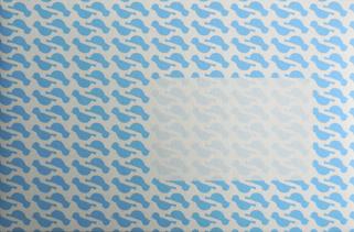 青い鳥封筒