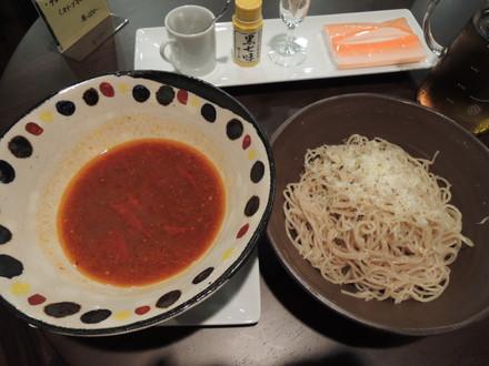 スープドポワソンらあめん(980円)