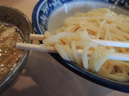 つけめん(1.5玉)の麺