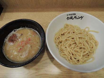 海老つけ麺(800円)