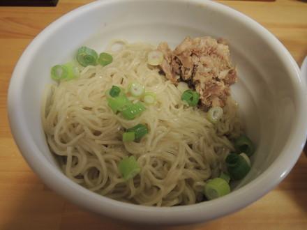 替え玉細麺