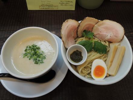豚CHIKIつけ麺2玉(850円)