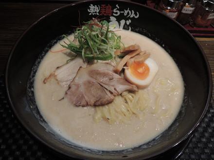 ドロ鶏パイタン塩(780円)