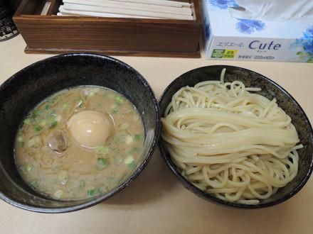 つけめん(新太麺)大盛り(700円)
