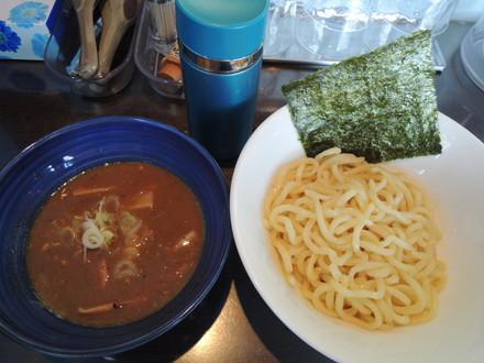つけ麺EBI(880円)