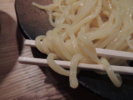 つけ麺 中盛りの麺