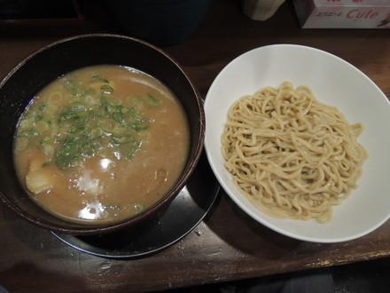 とん塩つけ麺(1260円)