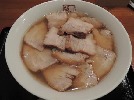 焼豚ラーメン(850円)