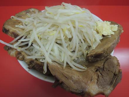 ラーメン小豚W(1100円)