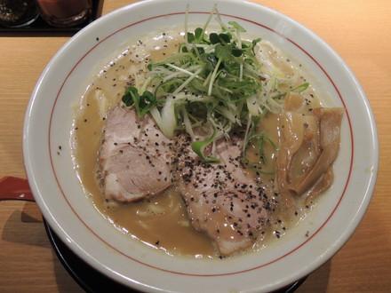 限定鶏そば(680円)