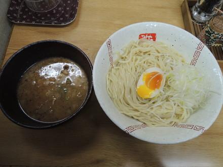 つけ麺中盛(920円)