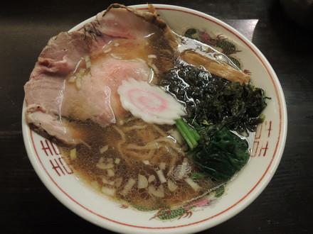 Ginger Fusukake Noodle(800円)