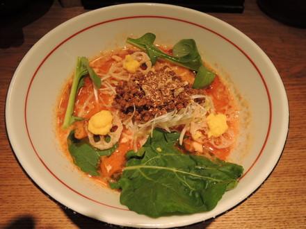 003華せらの坦々麺(900円)