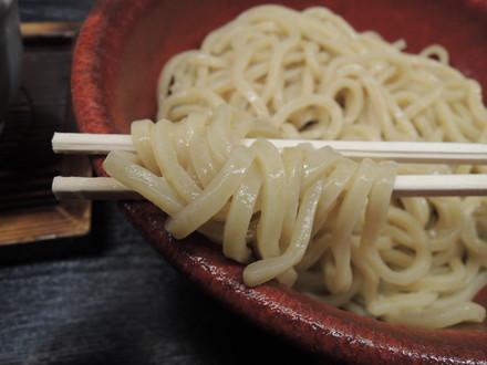 つけ麺汐彩味の麺