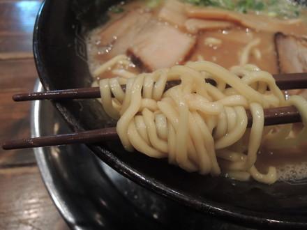 山とんとんの麺(普通)