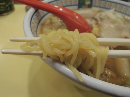 おいしいラーメンの麺