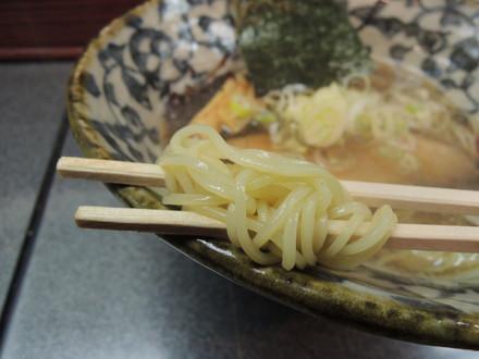 和風中華そばの麺