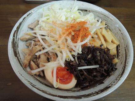 味噌油そば(930円)