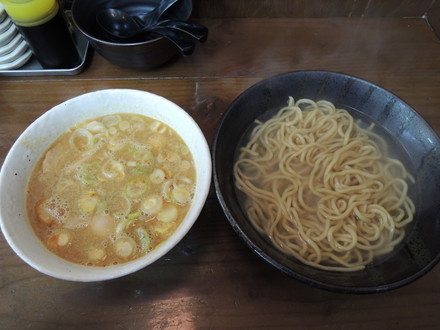 カレーつけ麺(980円)