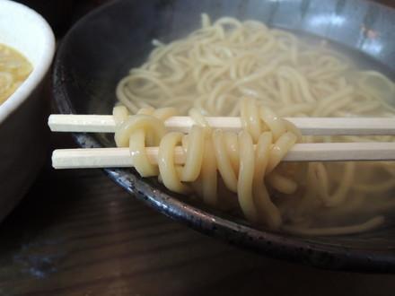 カレーつけ麺の麺
