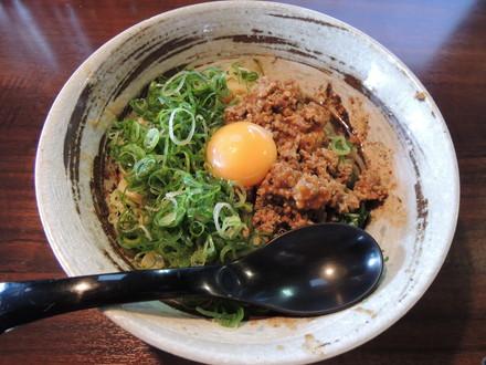 激辛坦々和え麺(辛さレベル2)(800円)