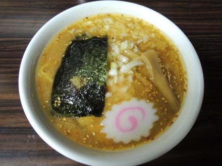 味噌らーめん(800円)